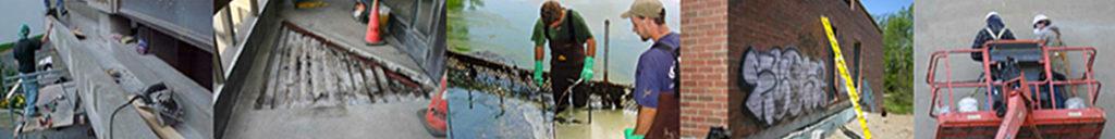 Waterproofing and Caulking Contractors